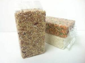 Confezionamento sottovuoto generi alimentari - food vacuum packaging